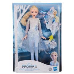 Disney Frozen II Magical Discovery Elsa Doll