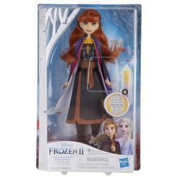 Disney Frozen II Autumn Swirling Adventure Anna Doll