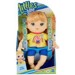 Baby Alive Little Astrid Doll