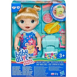 Baby Alive Snackin' Shapes Baby Doll