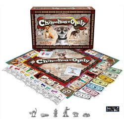 Chihuahua-Opoly Board Game