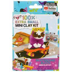 Skater Sloth Mini Clay Kit