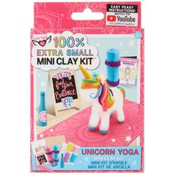 Unicorn Yoga Mini Clay Kit
