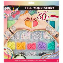 Tell Your Story Bead Case