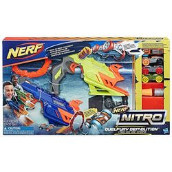Hasbro Nerf Nitro Duel Fury Demolition