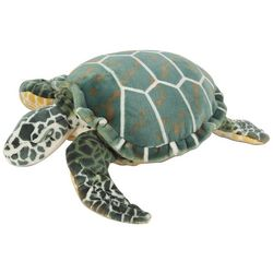 Melissa & Doug Sea Turtle Plush