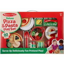 Melissa & Doug Deluxe Pizza & Pasta Play Set