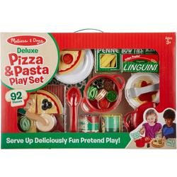 Deluxe Pizza & Pasta Play Set