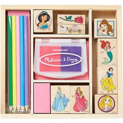 Disney Princess Stamp Set