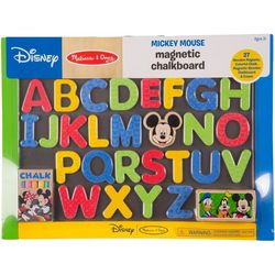 Melissa & Doug Mickey Mouse Magnetic Chalkboard Board