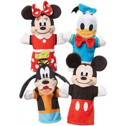 Disney 4-pc. Mickey Mouse Hand Puppets