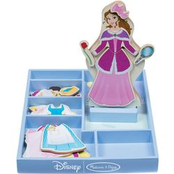 Disney Princess Belle Magnetic Dress-Up Set