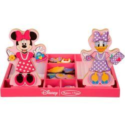 Disney Minnie & Daisy Magnetic Dress-Up Set