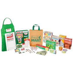 Melissa & Doug Fresh Mart Grocery Store Play Set