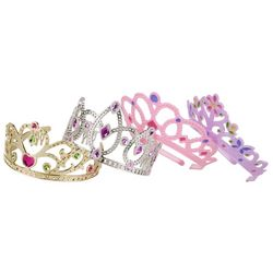 Melissa & Doug Dress Up Tiara Role Play Set