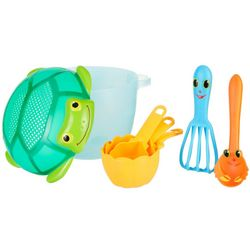 Seaside Sidekicks Sand Baking Set