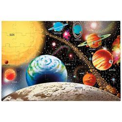 48-pc. Solar System Scene Puzzle