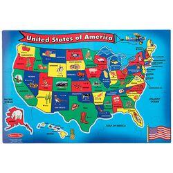 Map Floor Puzzle