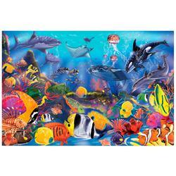 48-pc. Underwater Scene Puzzle