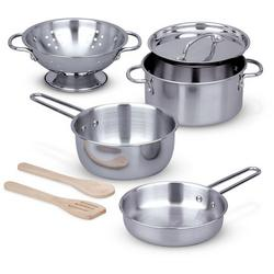 8-pc. Pots & Pans Playset