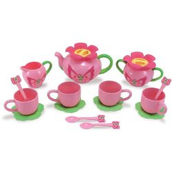 Bella Butterfly Play Tea Set