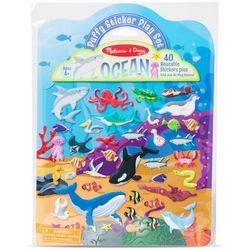 Melissa & Doug Ocean Puffy Sticker Play Set