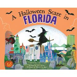 Sourcebook A Halloween Scare In Florida Book