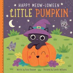 Sourcebook Happy Meow-Loween Little Pumpkin Book