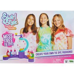 Swirl & Style Tie Dye Studio