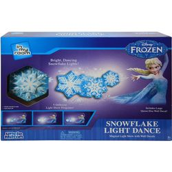 Disney Frozen Elsa Snowflake Light Dance