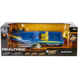 RC 2.4 GHz Bass Boat