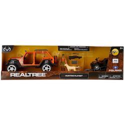 12-pc. Jeep Wrangler Hunting Playset