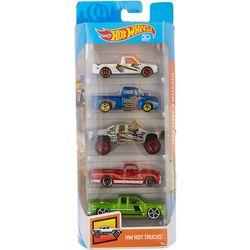Hot Wheels 5-pk. Hot Trucks Set