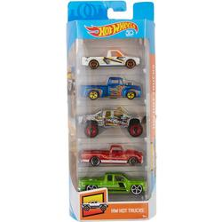 5-pk. Hot Trucks Set