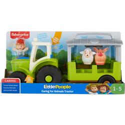 Little People Caring For Animals Tractor