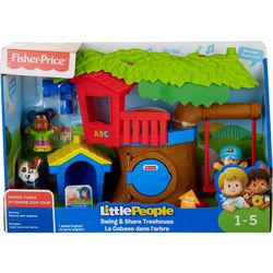 Little People Swing & Share Treehouse