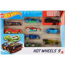 9-pk. Car Set