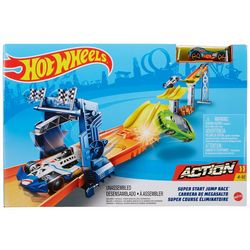 Hot Wheels Super Start Jump Race