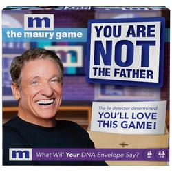 The Maury Game You Are Not The Father