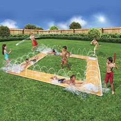 Banzai Grand Slam Baseball Water Slide