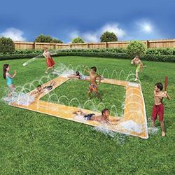 Grand Slam Baseball Water Slide