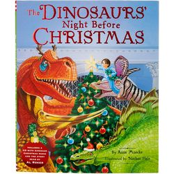 Dinosaurs Night Before Christmas Book