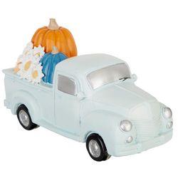 Brighten the Season Harvest Truck & Pumpkin Tabletop