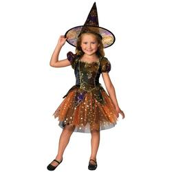 Girls Elegant Witch Costume