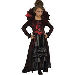 Girls Victorian Vampire Costume