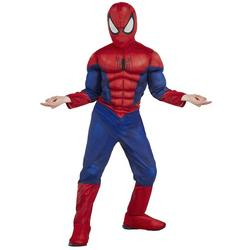 Boys Spider-Man Muscle Chest Costume