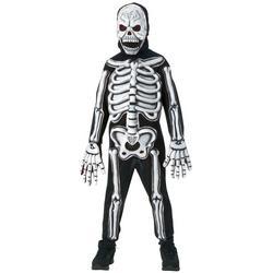 Boys Glow-In-The-Dark Skeleton Costume