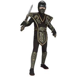 Boys Dragon Warrior Ninja Costume