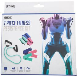EDX 7-pc. Fitness Resistance Set