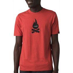 Prana Mens Journeyman Campfire Short Sleeve Shirt